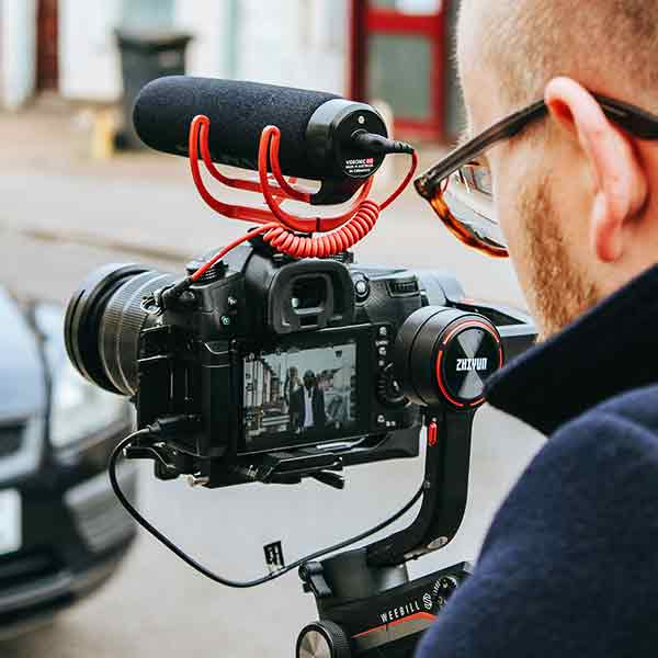 videographer gold coast